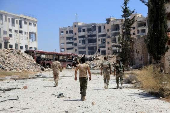 Syrie: le régime repousse les rebelles près d'Alep