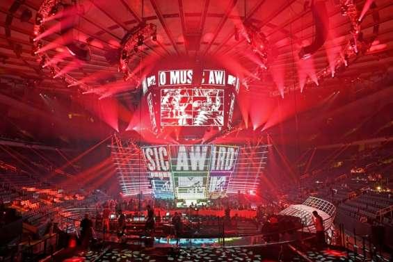 Les stars de la musique prêtes à faire le show aux MTV Video Music Awards