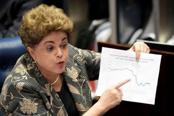 Brésil: le procès en destitution de Dilma Rousseff touche à sa fin
