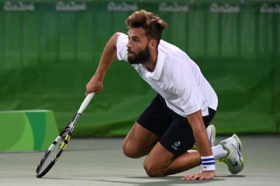 Tennis: les Français Mladenovic, Garcia et Paire suspendus