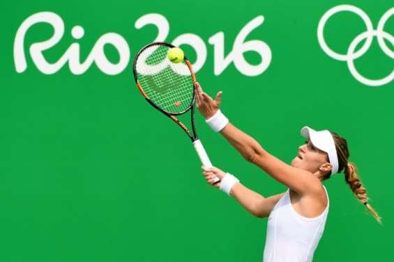 Tennis: la FFT suspend Mladenovic, Garcia et Paire après le fiasco de Rio