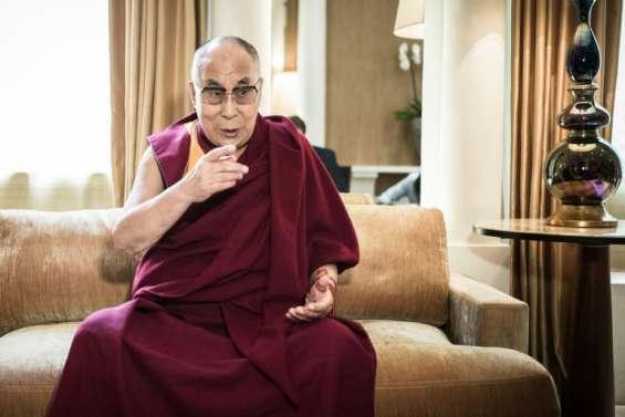 Le dalaï lama: