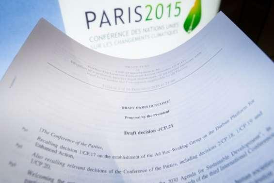 Climat: vers une entrée en vigueur de l'accord de Paris dès cette année