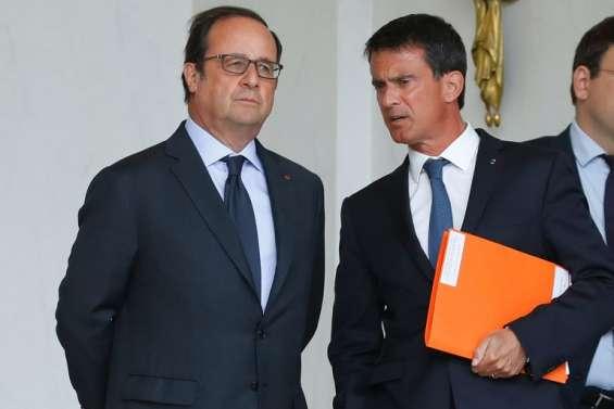 Valls souhaite que Hollande indique