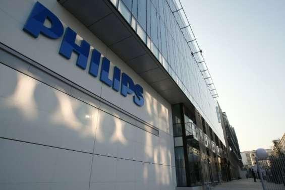 Philips va supprimer 230 emplois et fermer son usine du Loir-et-Cher
