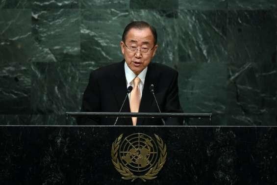 Syrie: Ban demande