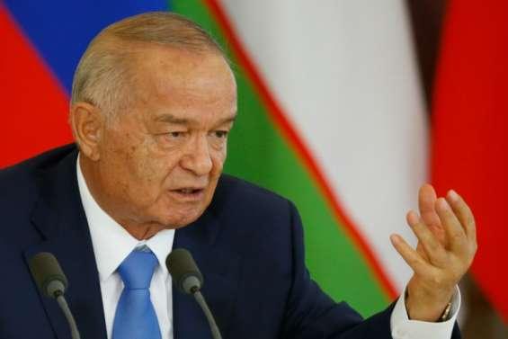 Le président ouzbek Islam Karimov est décédé