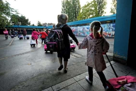 Douze millions d'élèves pour une rentrée scolaire