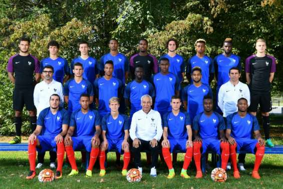 France Espoirs: objectif qualification