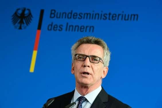 Syriens arrêtés en Allemagne: des liens avec les attentats de Paris