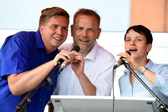 Allemagne: les réfugiés au coeur de la campagne électorale à Wismar