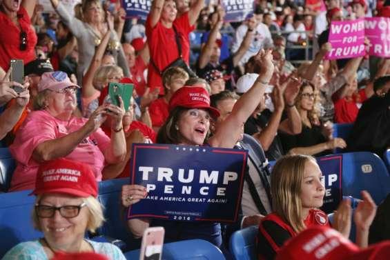 Maison Blanche: Donald Trump prédit qu'il fera mentir les sondages
