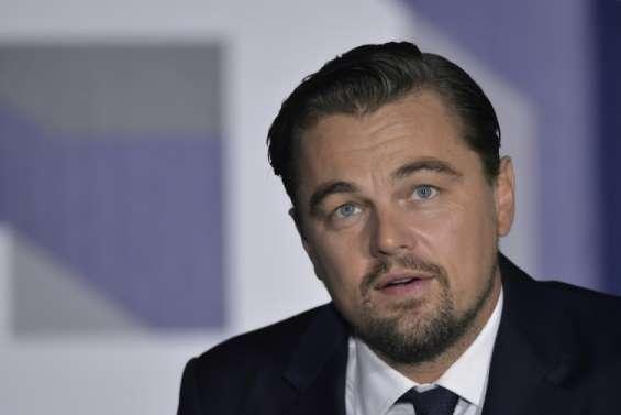Climat: Leonardo DiCaprio appelle chacun à agir tout de suite