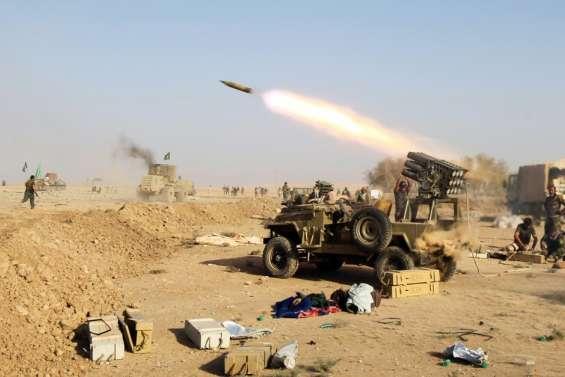 Les forces irakiennes très proches de la périphérie est de Mossoul