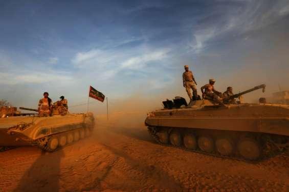 Irak: les forces armées ont repris la cité antique de Nimrod