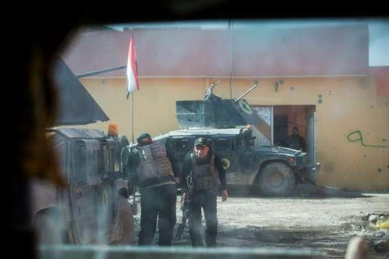 Irak: combats