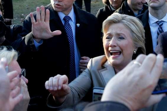 Etats-Unis: Hillary Clinton a voté