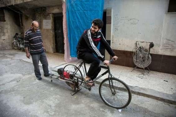 A Alep, la débrouille des Syriens pour faire face au siège