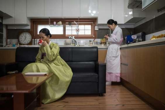 Corée du Sud: la présidente a maintenant les chamans sur le dos