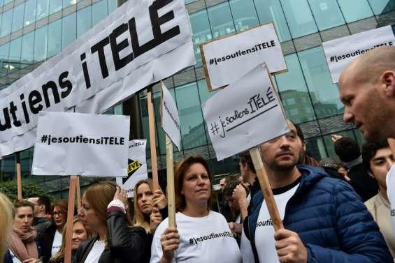 iTELE: les salariés votent à 82% la poursuite de la grève