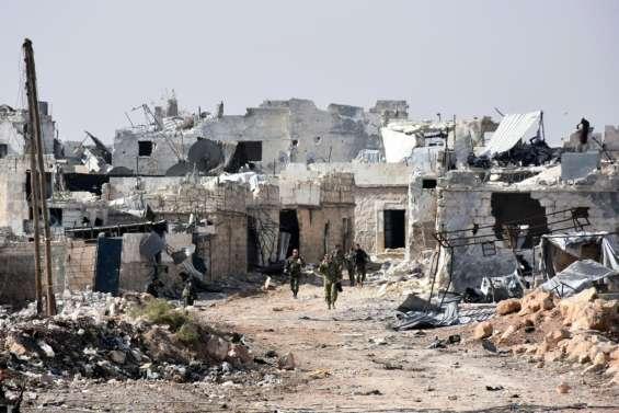 Syrie: la Russie et le régime frappent les régions rebelles