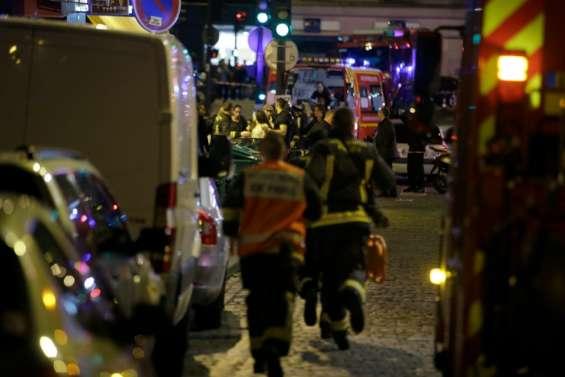 Depuis le 13 novembre, la France en état d'apnée terroriste