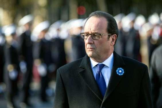 Hollande va s'entretenir avec Trump pour