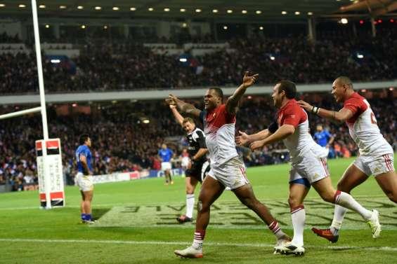Rugby: pour le XV de France, novembre débute par un festival assombri