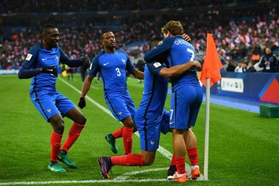 Mondial-2018: la France et l'Allemagne comme des chefs