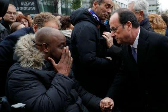 13-Novembre: Hollande ouvre les commémorations