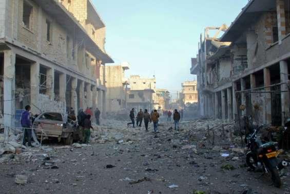 Syrie: plus de 30 morts dans des combats entre armée et jihadistes