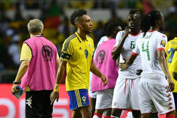 CAN: tout reste à faire pour le Gabon après son nul contre le Burkina