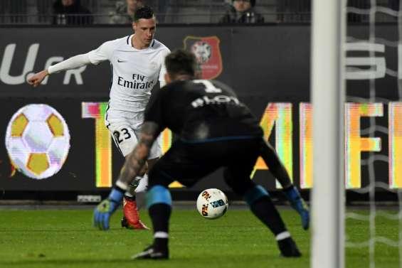 Ligue 1: tonitruant Draxler avec le Paris SG