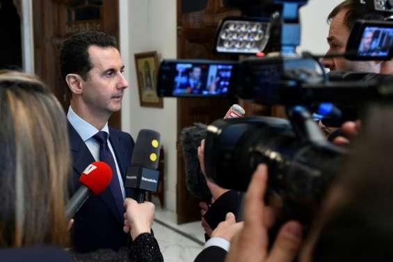 Syrie: négociations d'Astana sur le cessez-le-feu, affirme Assad