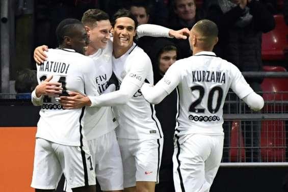 Ligue 1: Draxler maintient Paris sur les rails