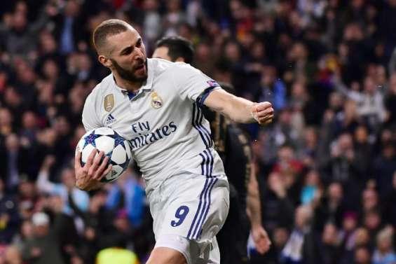 C1 - Real Madrid: Benzema, roi français de l'épreuve reine