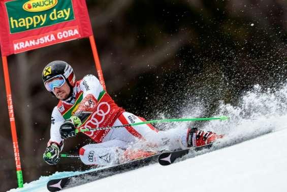 Ski: un 6e gros Globe historique pour Marcel Hirscher
