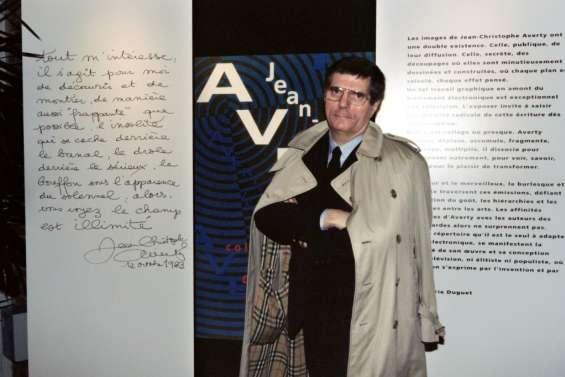 Décès de Jean-Christophe Averty, figure de la télévision
