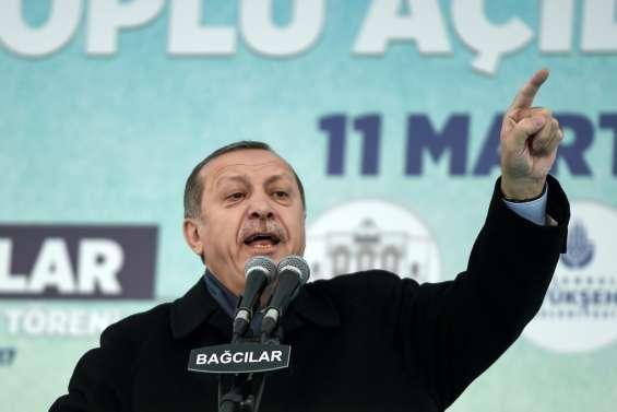 Ministre turque refoulée: les Pays Bas paieront, affirme Erdogan