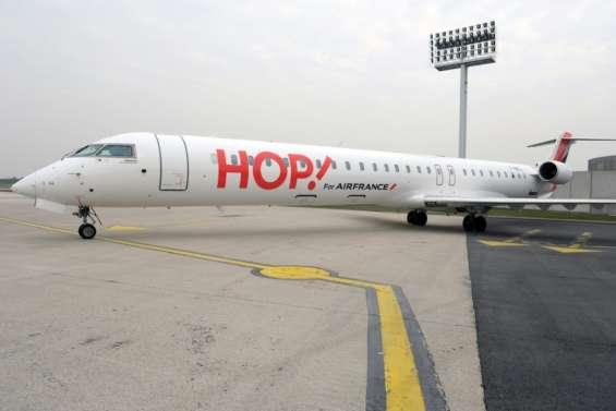 Début d'une grève de deux jours à Hop!, une première pour cette filiale d'Air France