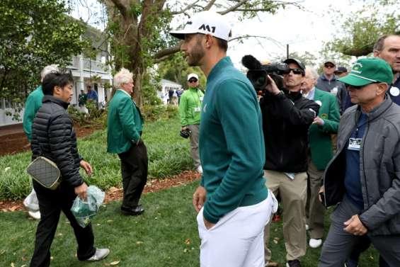 Golf: Johnson, blessé au dos, renonce au Masters 2017