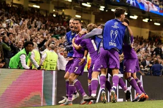 Le Real Madrid de Zidane conserve la Ligue des champions, une première depuis 27 ans