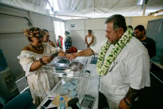 La Polynésie a commencé à voter pour les législatives