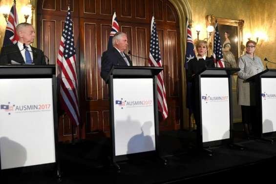 Responsables américains et australiens inquiets du retour de jihadistes aguerris