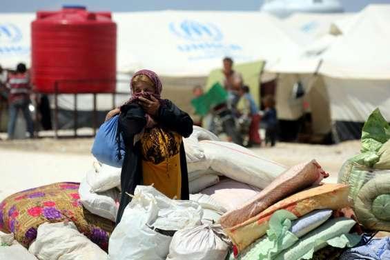 Syrie : 21 civils fuyant Raqa tués dans une frappe de la coalition