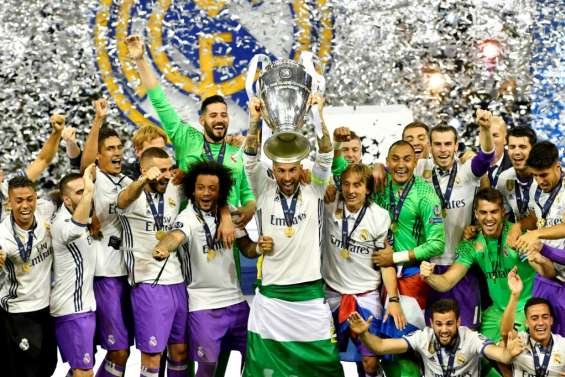 Ligue des champions: Real Madrid, monarchie absolue