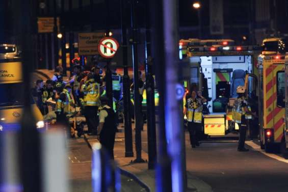 Samedi soir, 22 heures, Londres bascule dans la terreur