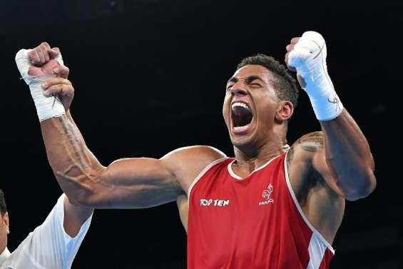 Boxe: Tony Yoka entame sa quête de gloire
