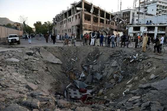 Kaboul: le bilan de l'attentat de mercredi grimpe à plus de 150 morts