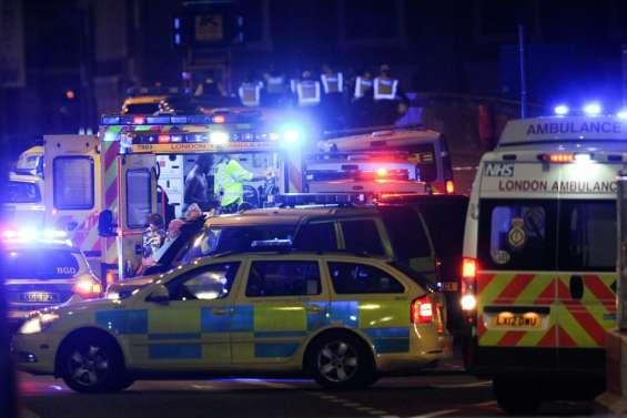 Attentat de Londres: le nombre de personnes hospitalisées grimpe à 48